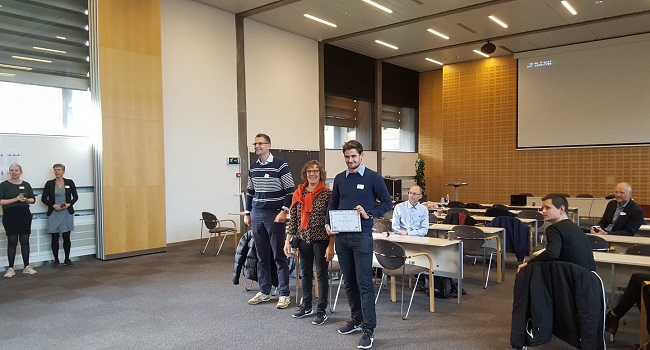 SMI Researcher Receives Award from The Danish Society of Biomechanics